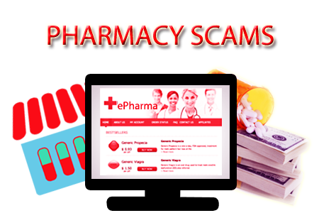 pharmacy scams