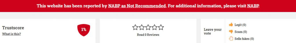 1% rating